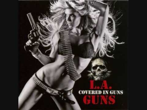 L.A. Guns - Cry Little Sister - Theme from...