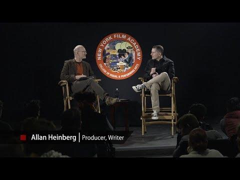 Guest Speaker Series: Allan Heinberg