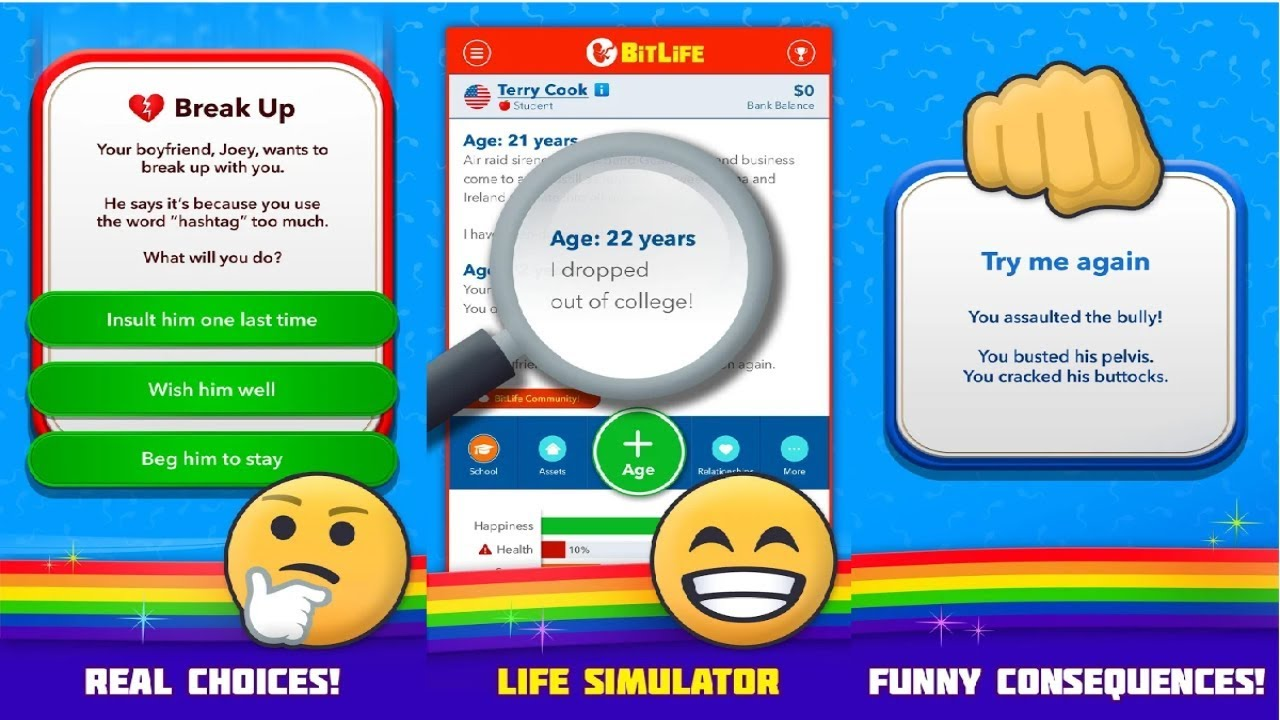BitLife - Life Simulator Android Gameplay