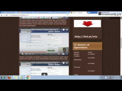 How to Make Money Online Form Tanzania For FREE