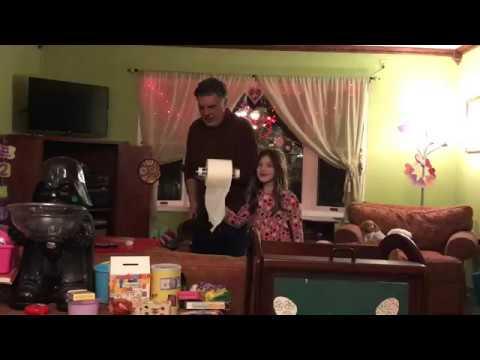 Leafblower Toilet Paper Experiment - 02.20.2018