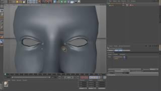 Уроки Cinema 4D: 3D Маска (Pose Morph, xpresso, эффектор звука...)