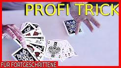 PROFI KARTENTRICK MIT GESCHICHTE (Impromptu): Der Ausbruch!! - Zaubertricks mit Karten