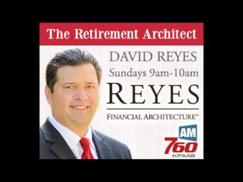 The Retirement Architect, David Reyes | May 25, 2014