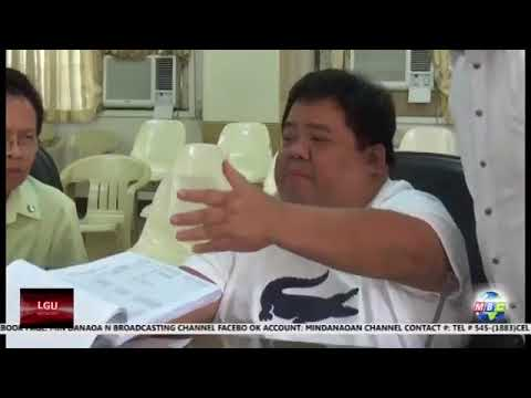 Duterte acting mayor ozamiz grabi ka kuraption Resign na
