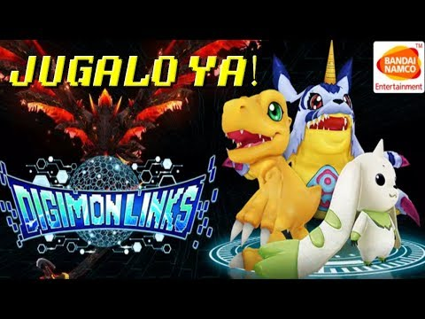 Digimon Links | UNA NUEVA AVENTURA! EPISODIO INTRO!
