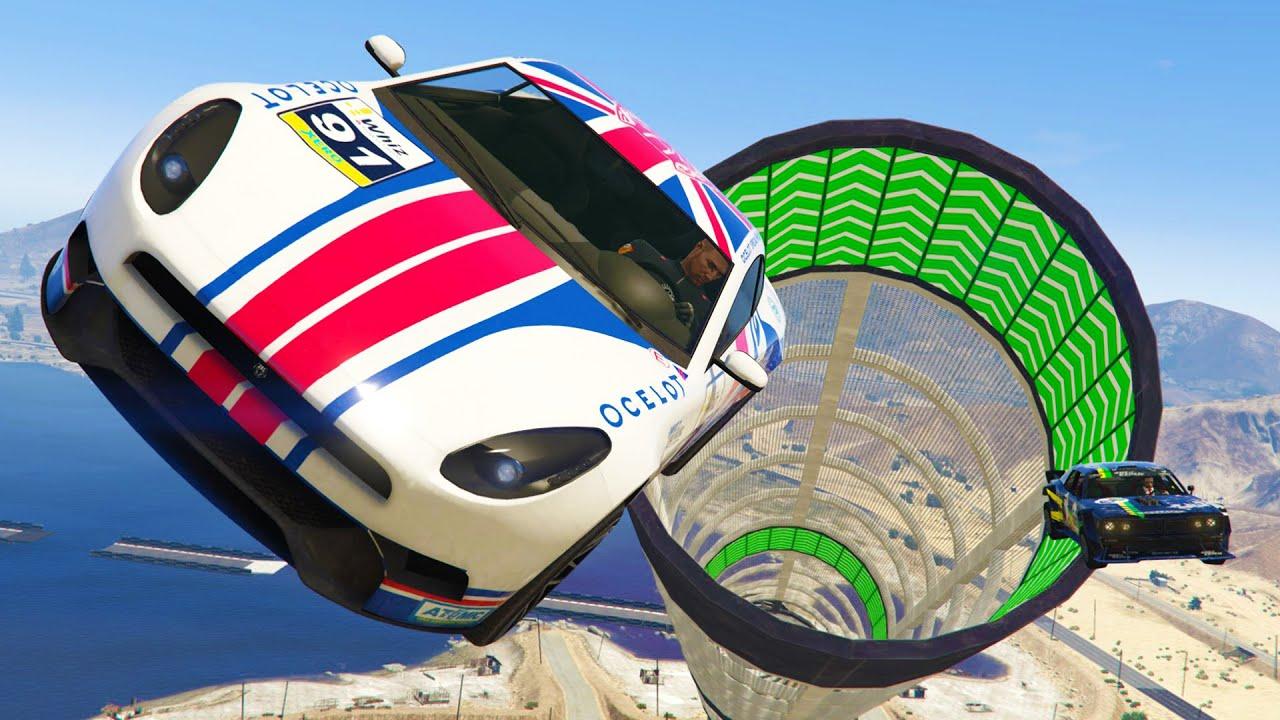 GTA 5 Online  NEW SPORTS CARS LYNX \u0026 DRIFT TAMPA!! NEW GTA 5 CUNNING STUNTS DLC! GTA 5 DLC