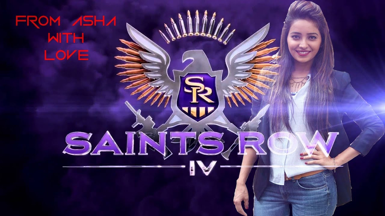 Download Saints Row IV From Asha With Love
