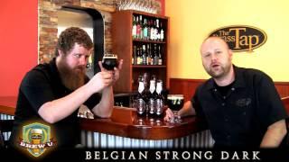 Beer-O-logy: Belgian Strong Dark