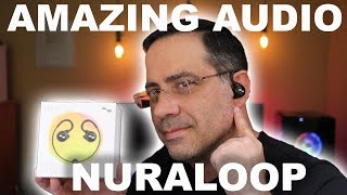 Get the best music experience with Nuraloop Amazing Personalized Audio !