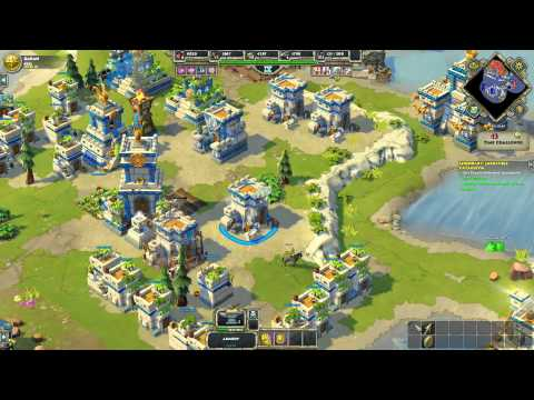 Legendary Impossible Cataclysm   solo   not consumables   Babylon   AGE OF EMPIRES ONLINE