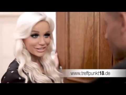 Treffpunkt18 TV Spot Werbung 2015 - Gina Lisa & Jeff