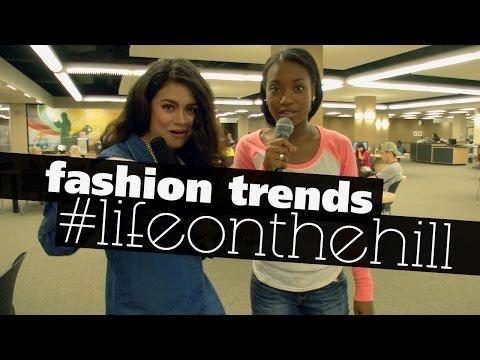 #lifeonthehill @cortniwilliams @feria_desiree ACU Fashion Trends