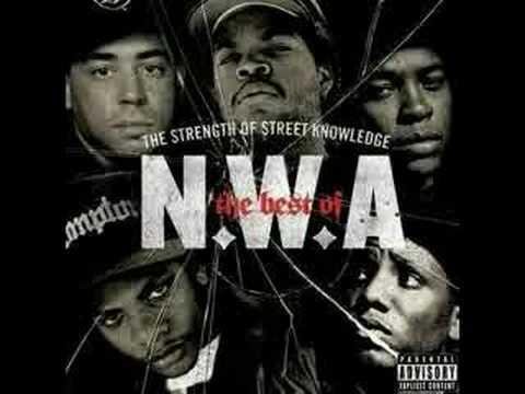 Real niggaz - N.W.A. (Ice cube diss)