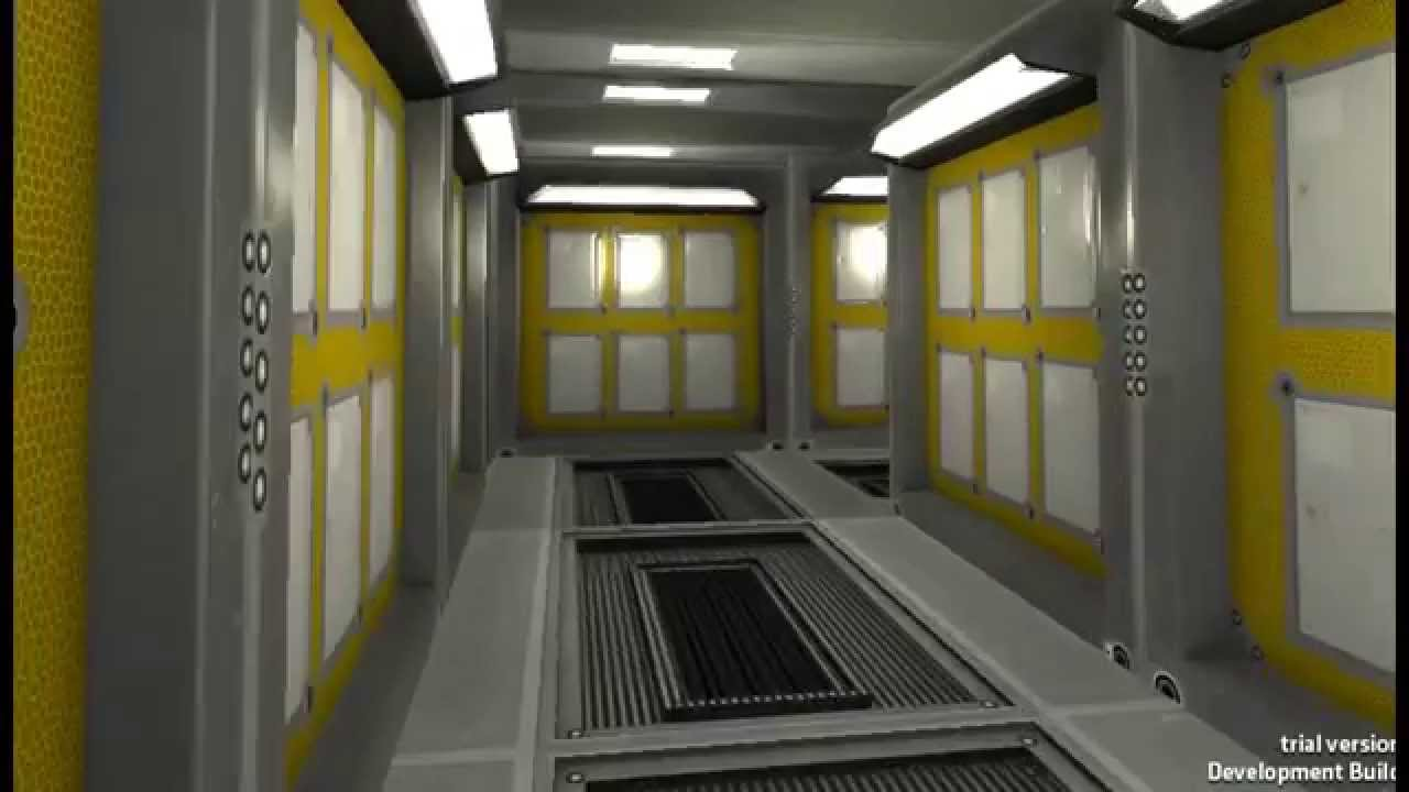 Sci fi level design for unity 3d youtube for Sci fi decor