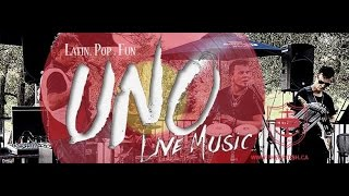 Teaser: Promo The Uno Band at British October 8th 2016.