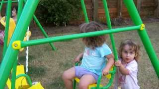 Swinging Bridge equipment play