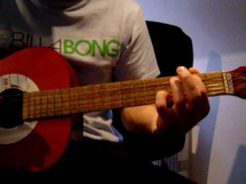 Clueso - Barfuss (mit der Gitarre spielen)