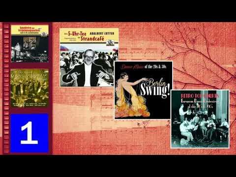 Танцевальные шлягеры 30-х - 40-х (1)