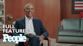 Barack Obama Opens Up About His New Memoir, Marriage To Michelle & A Joe Biden Presidency | People