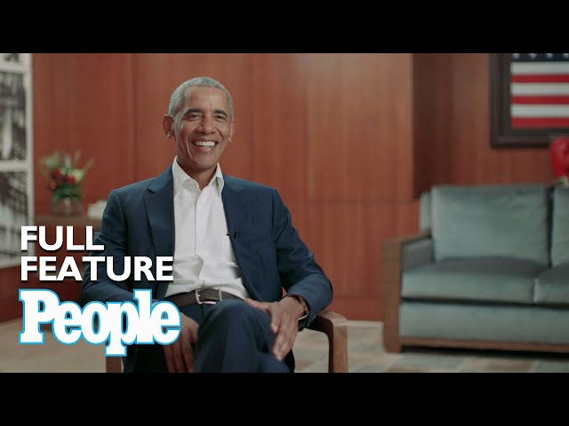 Barack Obama Opens Up About His New Memoir, Marriage To Michelle & A Joe Biden Presidency   People