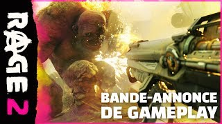 RAGE 2 - Trailer de gameplay officiel