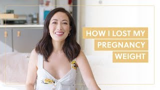 How I Lost My Pregnancy Weight | Susan Yara
