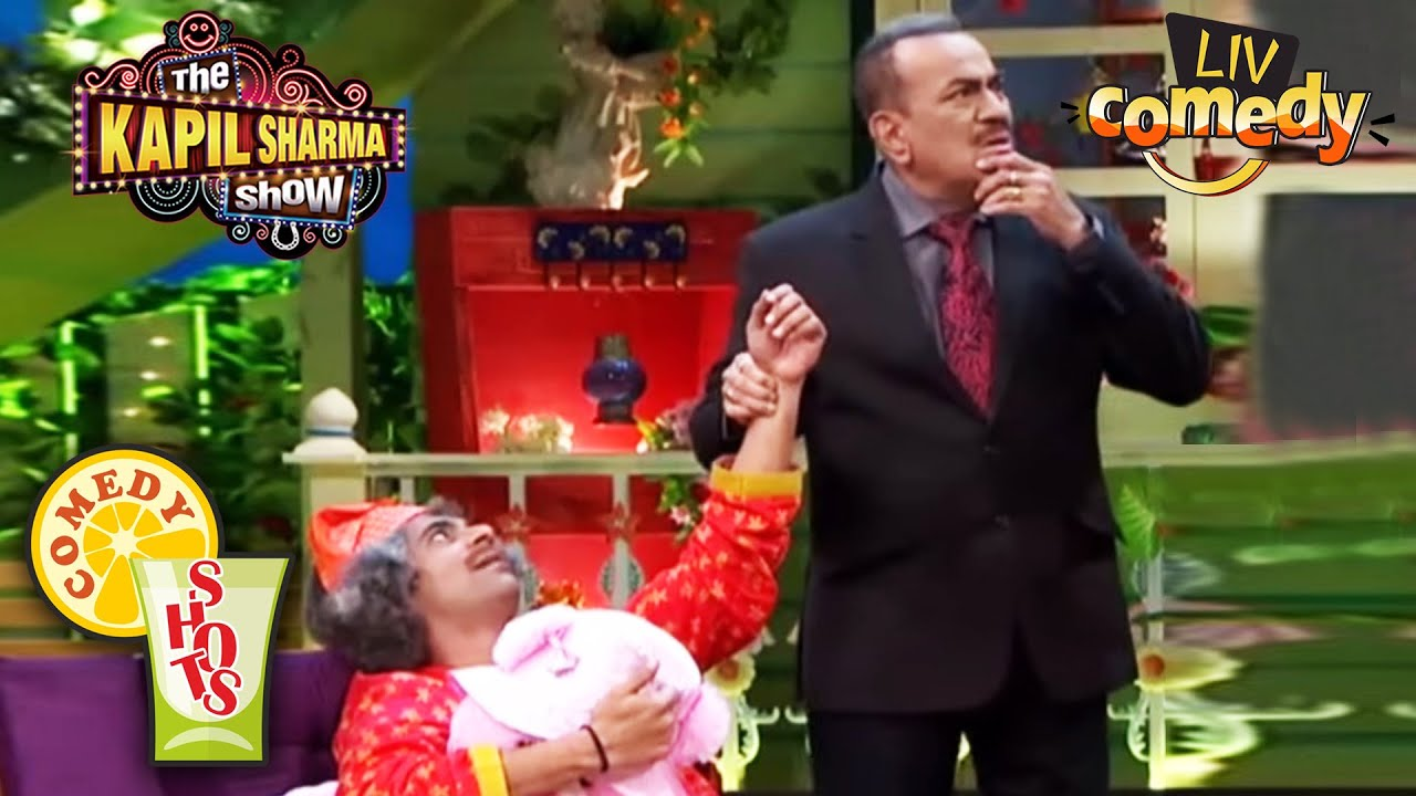 ACP ने किया गुलाटी को Suspect | The Kapil Sharma Show | Comedy Shots