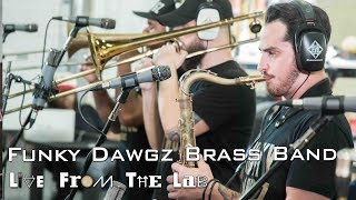 "Funky Dawgz Brass Band - ""Live Ya Life"" (TELEFUNKEN Live From the Lab)"