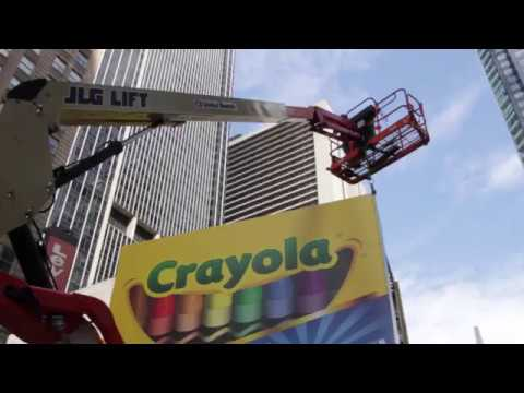 Crayola Announces the Retirement of Dandelion on National Crayon Day