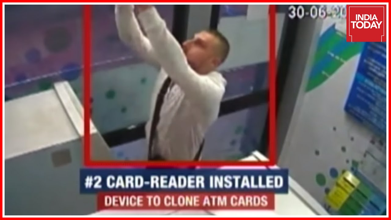 Lakhs Stolen From People Via ATM Skimming In Kerala, One Accused Arrested