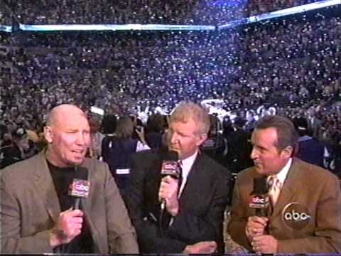 2003 NBA FINALS - Spurs Celebration