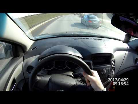Пермь Полазна автодорога глазами водителя SJCAM7star - Дороги РОССИИ BY GANSTAVIKTOR