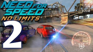 NEED FOR SPEED No Limits - Car Series : Fiesta Fiesta : Chapter 2 | part 2