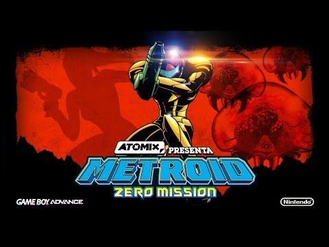 Metroid Zero Mission –#AtomixClassics