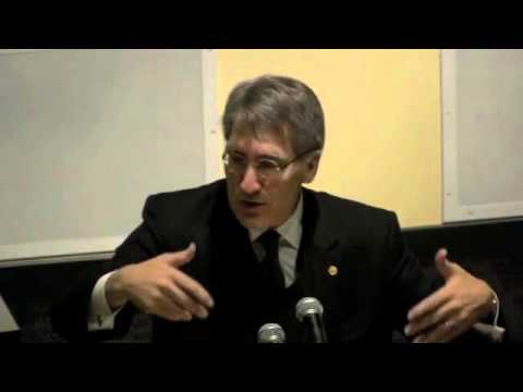 Lecture: Law, God, and Human Dignity, Part 1, Robert George, February 17 2011