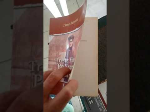 TRISTE FIM DE POLICARPO QUARESMA - (Livraria Racional)