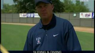 USA Softball Instruction Fundamentals of Outfield Play - 06