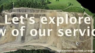 Drone Services for Mining Explorations in India