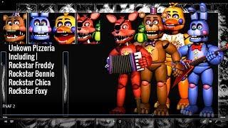 Five Nights at Freddy s 6 ULTIMATE Custom Night EXTRAS 2 FNAF 6