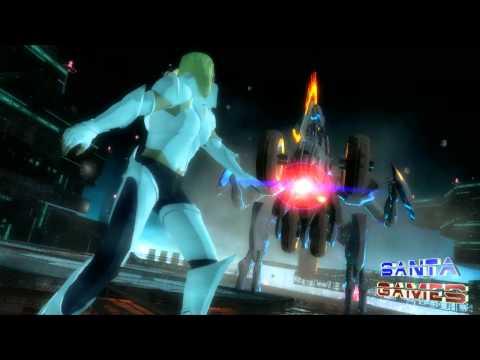 El Shaddai: Ascension of the Metraton - Análise Santa Games HD