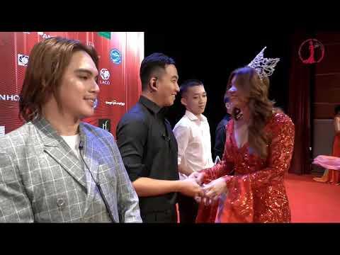 Chung ket Miss Vietnam Asian Pacific 2019 Past 1