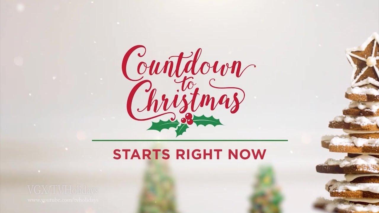Hallmark HD Countdown to Christmas Launch 2018 - YouTube