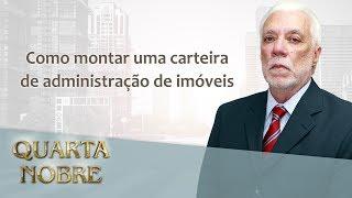 Como montar uma carteira de administração de imóveis - José Carlos Lopes