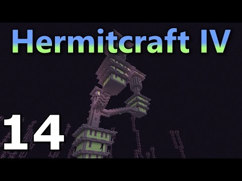 Hermitcraft 4 Ep. 14- Ender Dragon Fight!