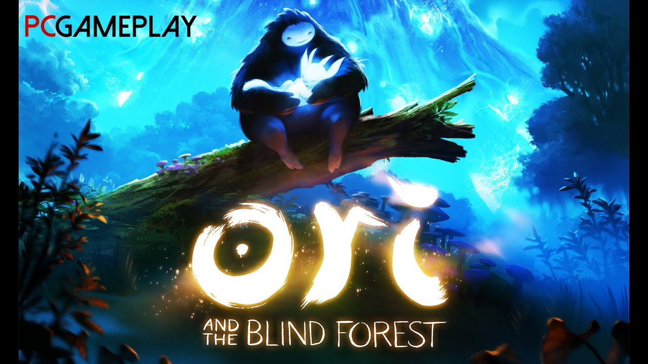 Ori And The Blind Forest Gameplay Pc Hd Youtube