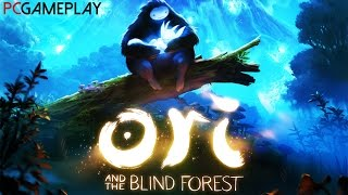 Ori and the Blind Forest Gameplay (PC HD)