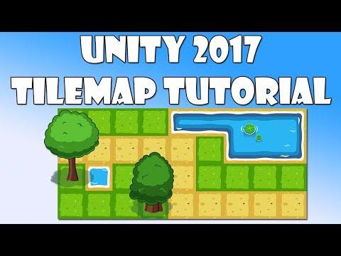 Unity 2017 - Tilemap tutorial
