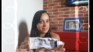 vuclip Resenha pomada de tratamento Nistatina+óxido de zinco
