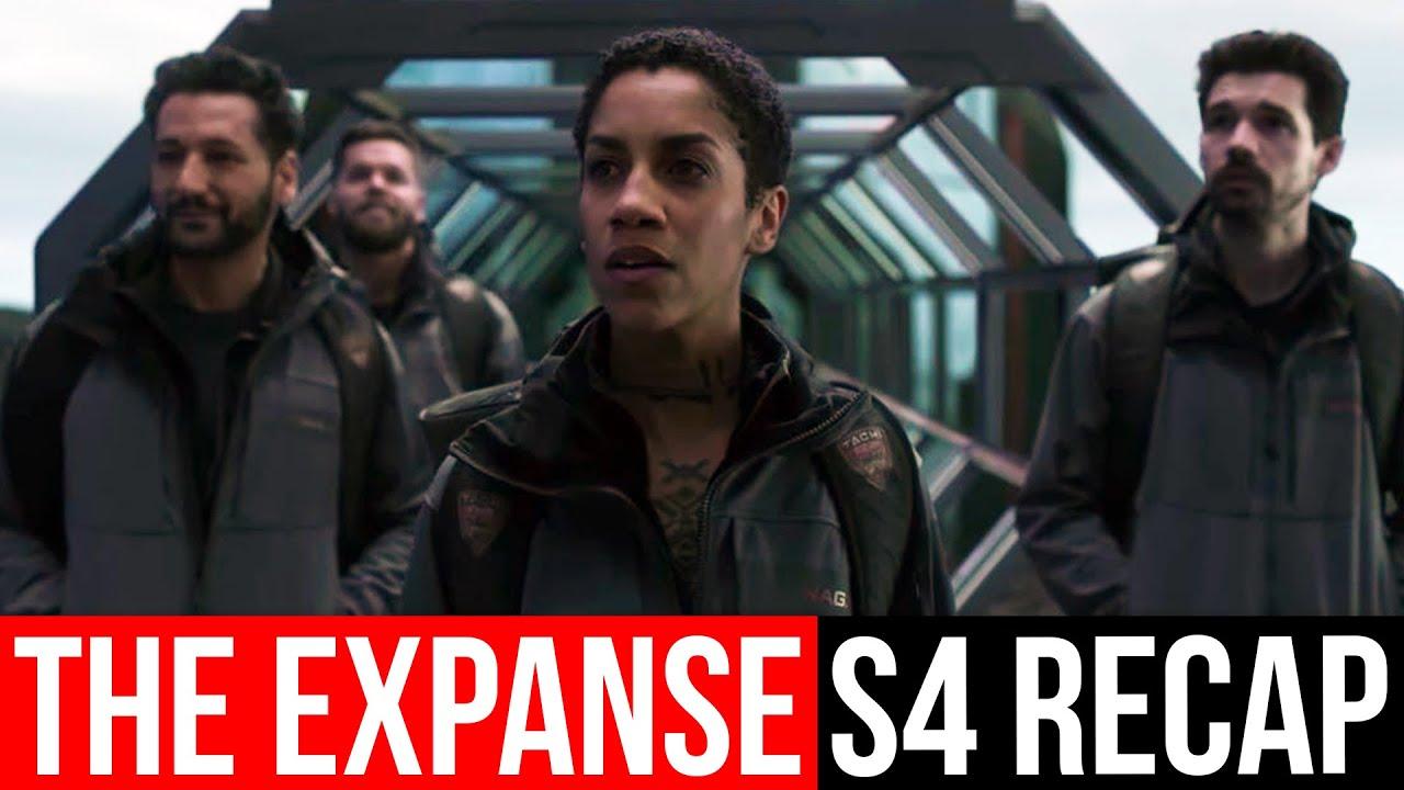Download The Expanse Season 4 Recap | Complete Season Breakdown